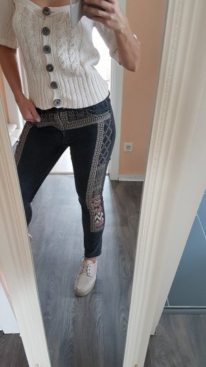 Urban Outfitters Stretch jeans antraciet
