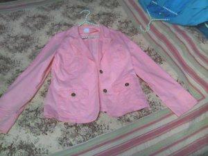 Sommer-/Frühjahrsjacke, rosa