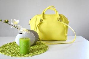 Sommer Handtasche in gelb H&M