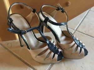 SDS High Heel Sandal multicolored