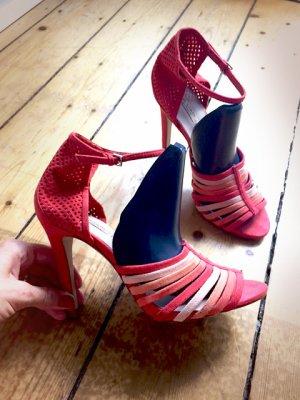 Sommer High-Heels von Zara