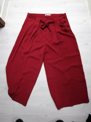 3/4 Length Trousers carmine