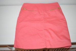 Sommer Highwaist Jeans Minirock Vero Moda