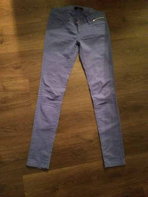 Tally Weijl Peg Top Trousers steel blue