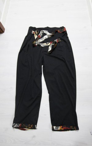7/8 Length Trousers black