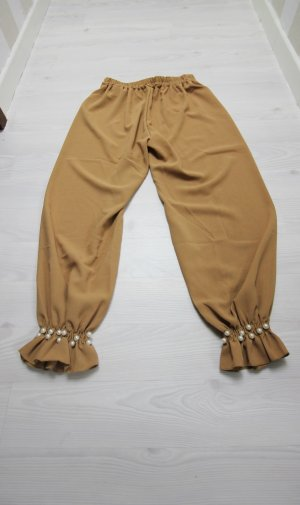 7/8 Length Trousers white-sand brown