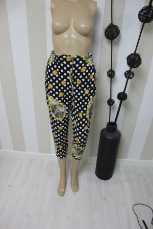 Romwe 3/4 Length Trousers multicolored
