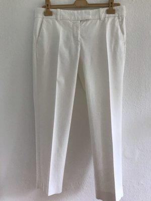 Missoni Pantalon 7/8 blanc coton