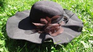 Cappello nero Cotone