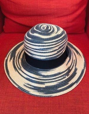 Maya Cappello parasole grigio-crema