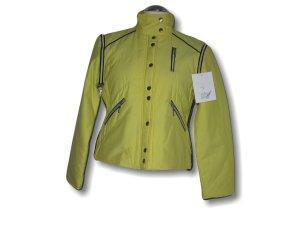 Sommer Jacke/Weste Kombi,leichte Jacke,Damenjacke, Gr.38, gelb, Neu!