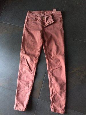 Sommer Jeans in blassem rosa