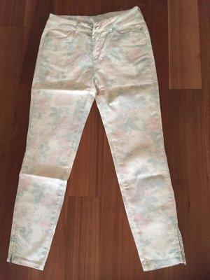 Sommer Jeans in Flower Print Marke Opus
