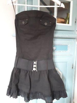 Sommer Jeans Kleid