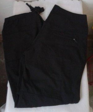 Sommer Jeanshose Gr.40, schwarz