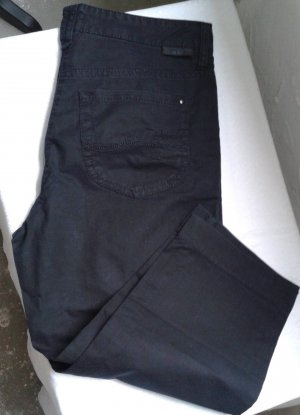 Sommer Jeanshose Gr:40, schwarz