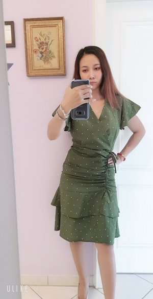 100% Fashion Sweatjurk khaki
