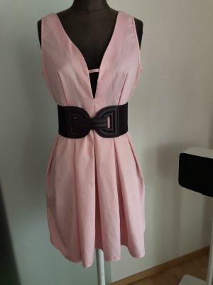 Sommer Kleid Cocktail Gr 38 40 S M rosa