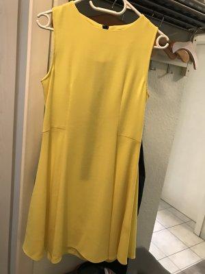 Sommer Kleid gelb Gr.36
