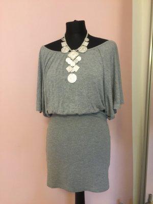 H&M Off-The-Shoulder Dress grey