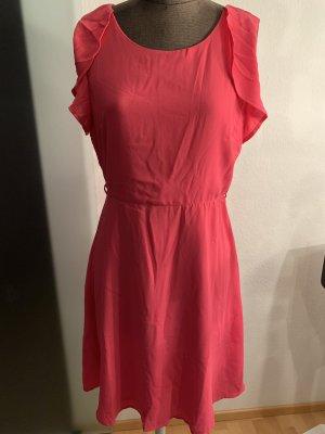 Sommer Kleid in pink Gr 38 M von Manguun