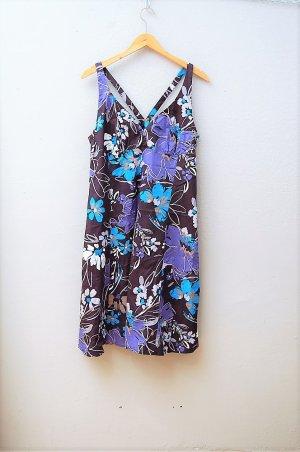 Sommer Kleid mit Blumen
