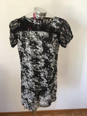 Sommer Kleid mit Schleife Mini Frühling