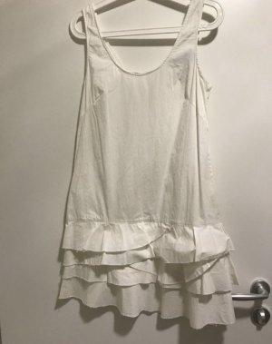 Sommer Kleid mit Volants von ZARA