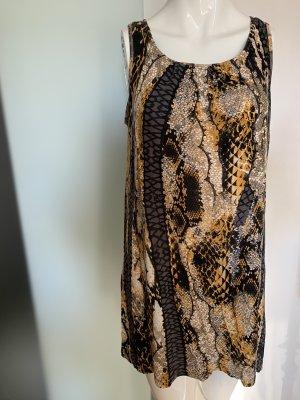 Sommer Kleid Tunika Gr 38 40 M von Street One  Schlangen Mister
