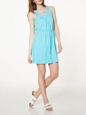 Sommer Kleid von Vero Moda, Gr. M / 38 neu Baumwolle mit Spitze