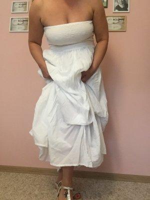 Sommer Kleid weiß Gr 36-38-40