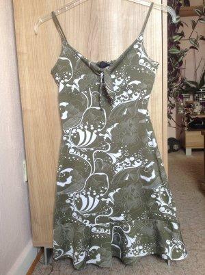Sommer Kleidchen mit Spaghettiträgern Größe 36