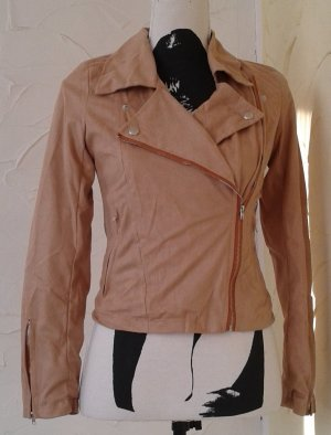 Short Blazer sand brown