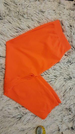 Leggings orange-neon orange