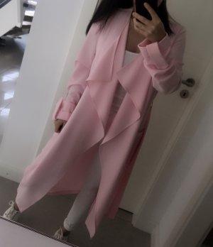 Vero Moda Trench rosa chiaro
