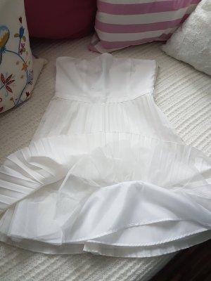 Sommer Minikleid, Kleid mit Tüll- Unterrock, Gr. 38