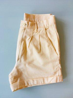 Sommer, Retro Karo, Kurze Hosen, Highwaisted Vintage, Trend Muster, Trend Farbe