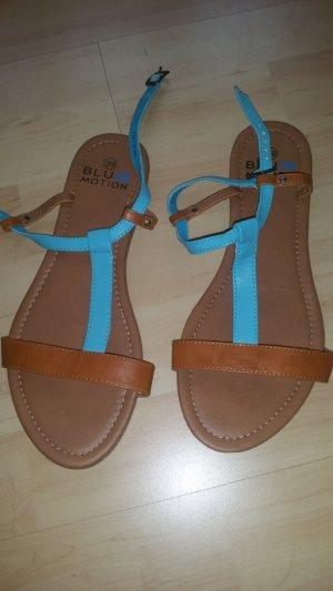 Sommer Riemchen Sandalen