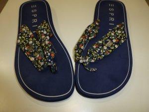 Sommer - Sale! Flip Flops - neu - Esprit - Gr. 40
