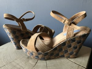 Pier one Plateauzool sandalen veelkleurig