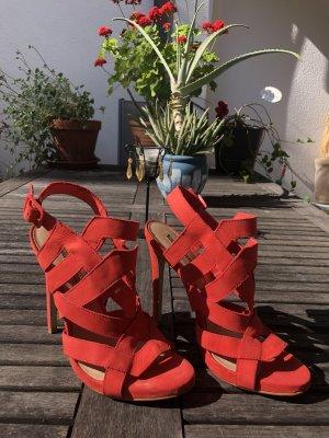 Sommer Sandalen high heels
