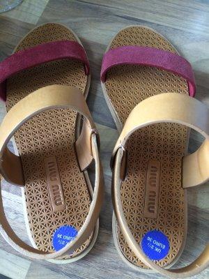 Sommer Sandalen von Miu Miu