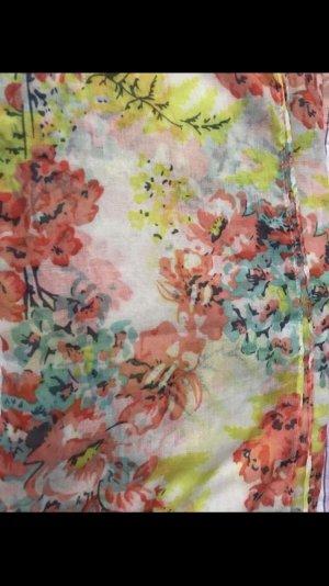 Écharpe d'été multicolore