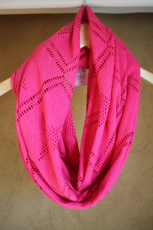 ONEILL Tube Scarf neon pink