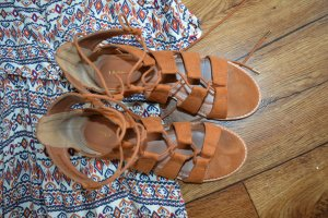 Pimkie Strapped Sandals brown