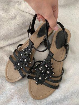 Outdoor sandalen zwart