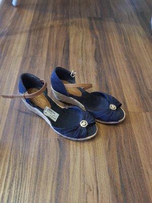 Tom Tailor Sandalo outdoor blu scuro