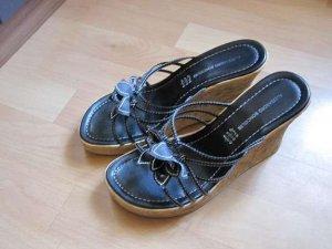 Sommer Schuhe - Keilabsatz