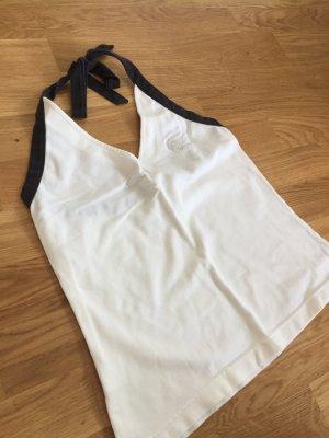 Sommer Shirt in weiß von lacoste