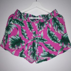 Orsay Shorts rosa-verde
